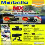 Maka GPS Marbella MX Series MXPro, MX5 HD Digital Recorder, MXPro