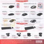Microsoft Mouse Wireless Mobile 1000 3500, Comfort 3000 4500 6000, Arc Touch, Sculpt, Desktop 800, 2000, Webcams Lifecam Cinema, Studio, VX-800, HD-500