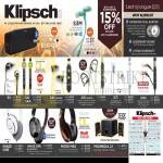 Tech Vogue Klipsch KMC3 Bluetooth Speakers, Earphones S3M, S4, S4i, S4A, S4i, A5i, X7i, X10i, Headphones Image One, Mode M40, Promedia 2.1