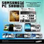 Smartphones Galaxy Note 8.0, S4, Mega, Note II LTE, S III LTE