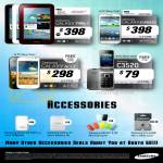 Tablets Galaxy Tab 2 7.0, Express, Ace 2, C3520, Universal Battery, Accessories, Pro 64GB Micro SDXC Card