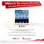 Singtel Business Apple IPad 4, Broadband On Mobile, IPad Mini