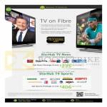 Business TV On Fibre, TV Sports, TV News