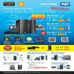 WD External Storage NAS My Book Live, Duo, Net N900 Central, WD TV, My Book Live