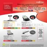 Fujitsu ScanSnap Scanners SV600, IX500, S1300i, S1100