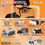 Hiti Photo Printers P110S, S420i, P720L, P510S, P510K, CS 200e