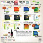 Nuance PDF Converter Professional, PaperPort, Omnipage, Dragon Dictate, Naturally Speaking, Bluetooth, Mac