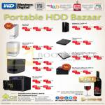 Western Digital Portable HDDs My Cloud, MyBook, My Cloud Mirror, WD Elements, My Cloud EX2, EX4, My Passport, Ultra 2.5