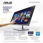 AIO Desktop PC ET2321