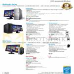 Desktop PCs M70AD-SG0002S, M51AD-SG002S, M51AC-SG002S-UPS, P30AD-SG003S, EB1505-B02M, P30AD-SG004S