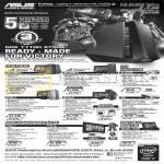 Desktop PCs, AIOs, Monitors, Projectors, ROG Tytan G70AB, G30AB, M70AD, M51AD, P1801-T, MB1688Plus, S1, P2B