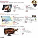 Monitors LED PA248Q, PB278Q, MX239H, VS239H-J, VG248QE