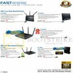 Networking Wireless Routers RT-AC68U, AC56U, N66U, AC66U, N56U