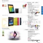 Smartphones, Tablet, Nexus 7, Memo Pad ME173X, Transformer Pad TF701