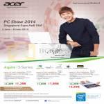Notebooks S3-392G-54204G50t, S7-392-54208G12t, S7-392-74508G25t