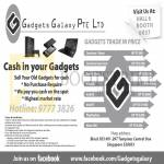Gadgets Galaxy Trade In Notebooks, PlayStation, Xbox 360