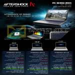 Notebooks XG13-V2, XG15-V3, XG17-V2