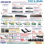 TP-Link Switches, Wireless Adapter PCI, Kanvus, Keyboard, PoE