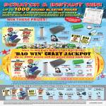 Bao Win Crazy Jackpot, Scratch N Win