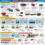 Wireless Speakers, Mobile Headsets, Headphones, Earphones Creative T4, T30, T15, Aurvana Platinum, Gold, Live 2, Hitz MA2600, 2400, 2300, 930, 350, 200, 330, HS-660i2