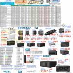 NAS Synology DiskStation, Seagate, Asustor, Western Digital, HGST