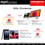 EpiCentre Apple Desktop PCs, Tablets, IMac, IPad Mini