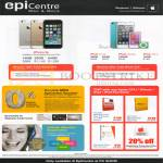 EpiCentre Apple Mobile Phones IPhone 5S, IPod Touch, Classic, Nano, Parallels, Office 365