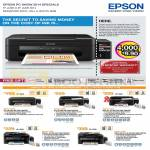 Printers Inkjet L210, L350, L355, L550, L555