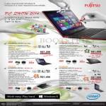 Notebooks Lifebook LH532 DBP73W8, UH554 B5W81, AH544 DB7W81-30, UH574 B7W813W