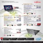 Notebooks Lifebook S904 UC, B7W81 -30, E734 UC HUC, E744 CSW81P, E754 C5W81P, U772 S5W8P