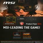 MSI Features XSplit Gamecaster, Steelseries Engine