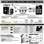 Hanman Price List Virdi Time Access Control Management Solutions, AC-F100, 300NS, Face Station, Biostation T2, Bioentry W, Biolite Net, Bioentry Plus, Xpass Slim