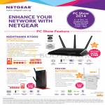 Netgear Networking Wireless Routers Nighthawk R7000, EX6200, EX6100