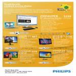 Philips Monitors 231P4UPEB, 242G5DJEB, 231C5TJKFU, 273V5QHAB, 271P4QPJEB