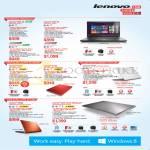 Notebooks G50-70, G40-70, S410, Z510, U330p, U430 Touch Ultrabook