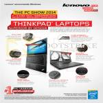 Notebooks Thinkpad Features