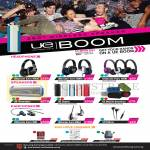 Ultimate Ears Headphones, Speakers, Earphones 9000, 6000, 4000, 900, 600vi, 350vm, UE Boom, Boombox, Mobile Boombox