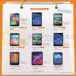Samsung Galaxy S5 Ace 3, Sony Xperia Z2, HTC One M8 816, LG G Pro 2, Sony Xperia T2 Ultra, Moto G, ASUS FonePad 7 Dual SIM