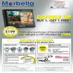 Maka GPS Marbella Geomate 500s Free VR1 Recorder