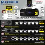Maka GPS Marbella QB6 Car Video Recorder, QB5, MX6, MX5