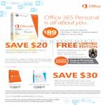 Office 365 Personal, Home, Home N Business 2013