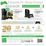 Xbox 360 250GB Titanfall Bundle, 4GB Kinect, Xbox Live Gold 12 Month Subscription Card
