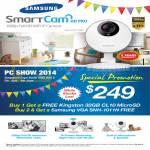 Samsung SmartCam IPCam HD Pro SNH-P6410BN