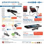 Bluetooth Headsets, Voyager Edge, Backbeat Go 2 Charge Edition, Marque 2 M165, Backbeat Go, Voyager Legend, ML10, Savor M1100