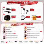 Singtel Accessories Jaybird Headphone, Pebble Smartwatch, Screen Protector, Cable, Charger