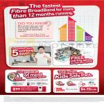Singtel Broadband Fibre 5 Days Installation, Wiring Advice, Fibre Truth, Home LiveCam, Kids Safe Pack