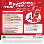 Singtel Early Bird Promotions, PC Show Highlights
