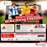 Singtel Mio TV Gold Pack, Fifa World Cup