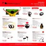 Nakamichi Headphones, Earphones, BT201, NW7000, T10, K119Mic, MV7, MV10, NW3000, HS3000