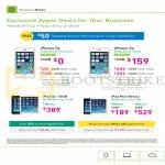 Business Apple IPhone 5S SmartSurf Premium, Value, IPad Air MaxMobile Elite, IPad Mini 2 Retina MaxMobile Elite